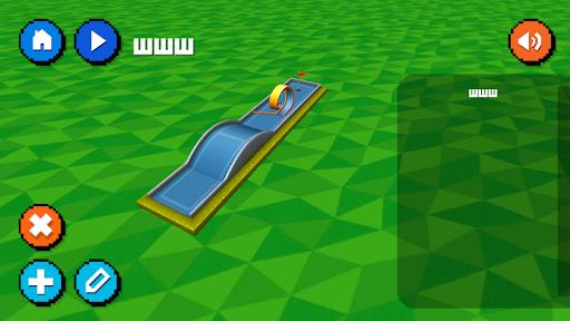 Mini Golf: Retro 2021-17-02 screenshots 4