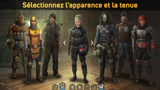 Télécharger Gratuit Dawn of Zombies: Survival (Jeu de Survie en Ligne)  APK MOD (Astuce) screenshots 1