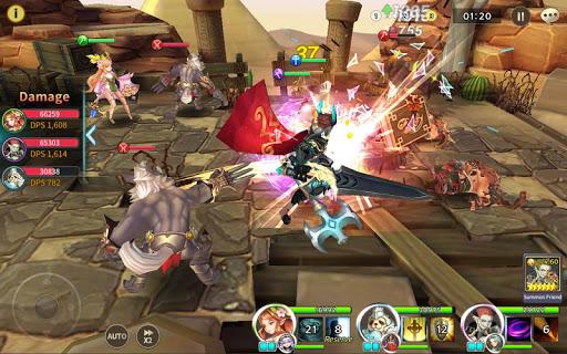 Soul Seeker: Six Knights u2013 Strategy Action RPG screenshots 12