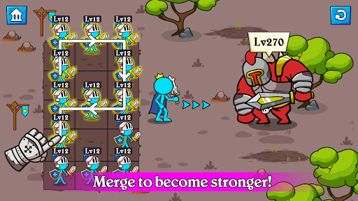 Stick Clash 1.0.13 screenshots 2