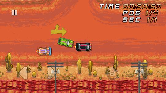 Super Arcade Racing Apk 4