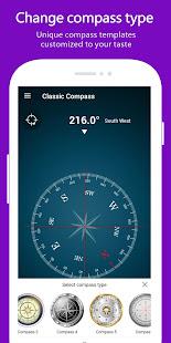 Compass Maps Pro - Digital Compass 360 Free