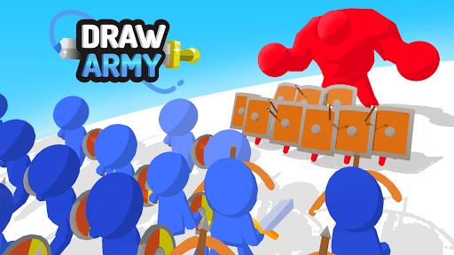 Draw Army! screenshots 8