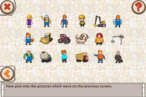 Mole's Adventure - Story with Logic Games Free 2.1.0 screenshots 5