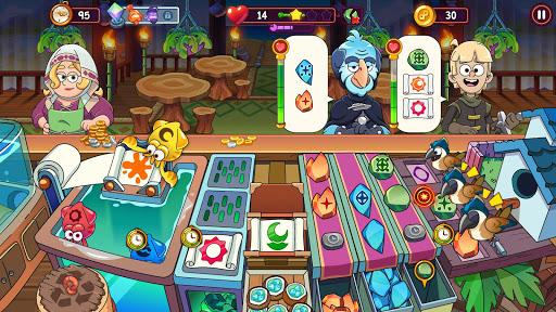 Potion Punch 2: Fun Magic Restaurant Cooking Games android2mod screenshots 8