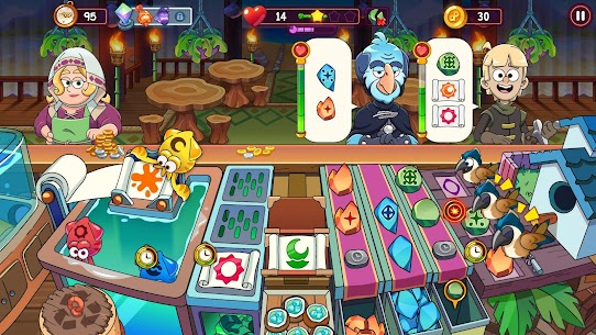 Potion Punch 2: Fantasy Cooking Adventures Mod Apk (Free Shopping) 8