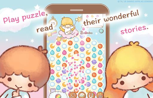Kiki&Lala's Twinkle Puzzle  screenshots 1