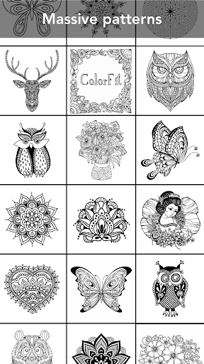 Coloring Book for family 3.2.1 screenshots 18