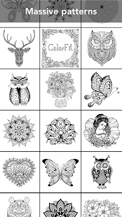 Coloring Book for family