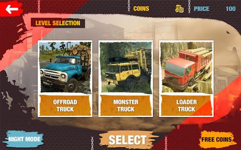 Euro Truck Simulator : Pro Version Game Mod Apk