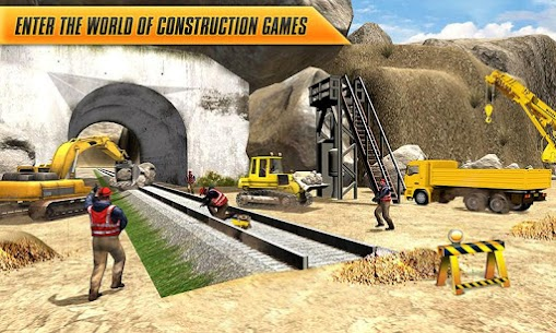Train Track Tunnel Railway For Pc (2021), Windows And Mac – Free Download 1