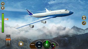 Airplane Real Flight Simulator 2020 : Plane Games