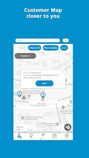 Minha Visita - Reporting App