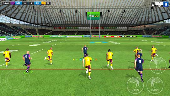 Rugby League 20 Apk 1