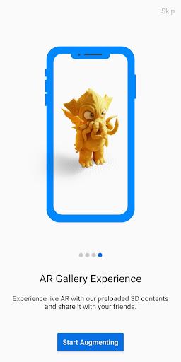 UniteAR - Augmented Reality App android2mod screenshots 3