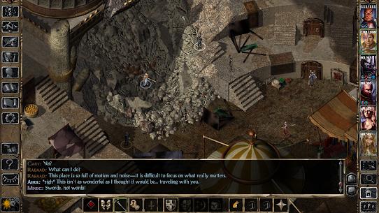 Baixar Baldur's Gate II Enhanced Edition MOD APK 2.5.16.6 – {Versão atualizada} 1