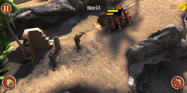 Knightfall™ AR 4