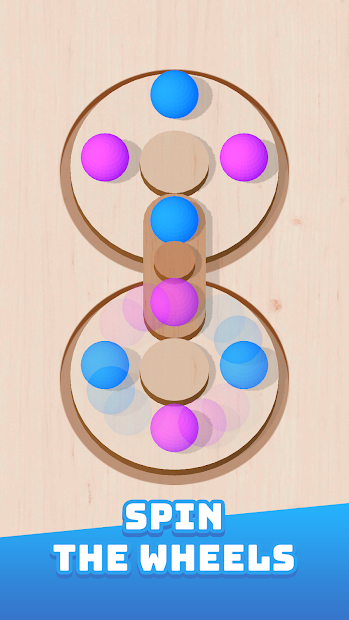 Spin & Swap: Puzzle Game