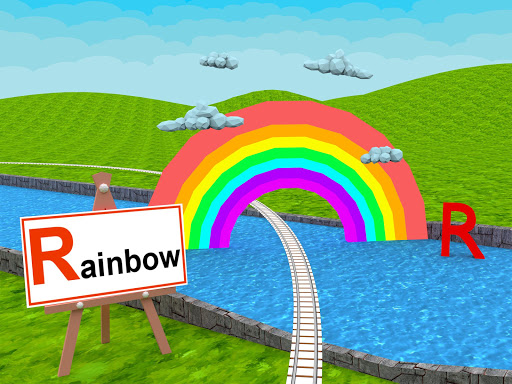 Learn ABC Alphabet - Train Game For Preschool Kids 2.1 screenshots 7