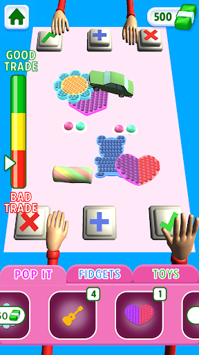 Fidget Trading Pop It Toys  screenshots 3
