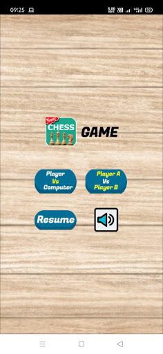Chess Game Free apkmartins screenshots 1