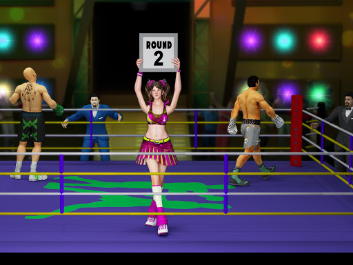 Kick Boxing Games: Boxing Gym Training Master  screenshots 7