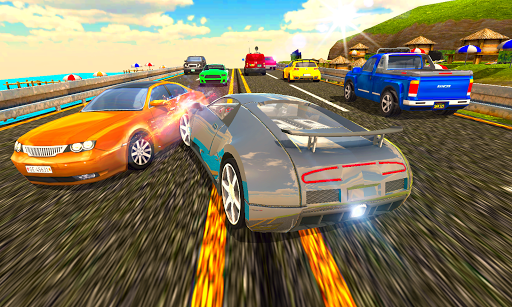 Curved Highway Traffic Racer 2019 1.0.16 screenshots 6