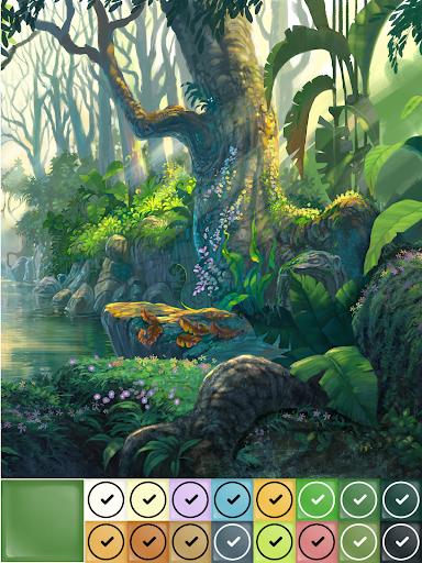 Paint Book: Coloring Book & Decor screenshots 16
