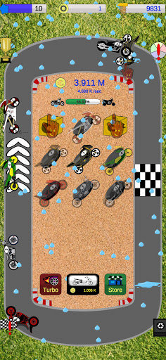 Match 3 Games: Merge Motorcycles - Smash Insects 1.52 screenshots 2