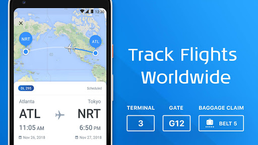 The Flight Tracker 2.6.2 Screenshots 1