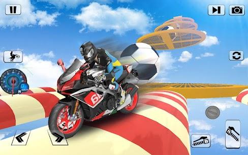 Bisiklet İmkansız Raylar Yarış: Motosiklet Stunts Full Apk İndir 2
