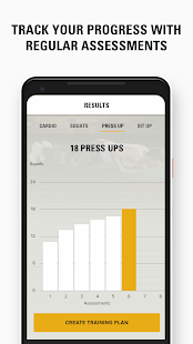 100% Army Fit - Strength & Running Workout Tracker