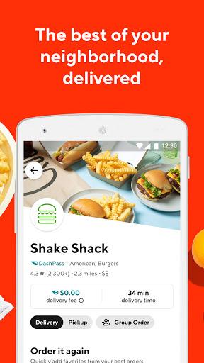 Download DoorDash - Food Delivery mod apk 2