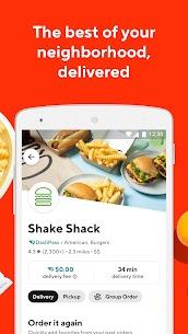 DoorDash – Entrega de comida 3