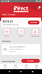 Direct Auto Insurance Apk 3