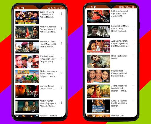 Bollywood Movies App,Bollywood Movies Download app Screenshots 3