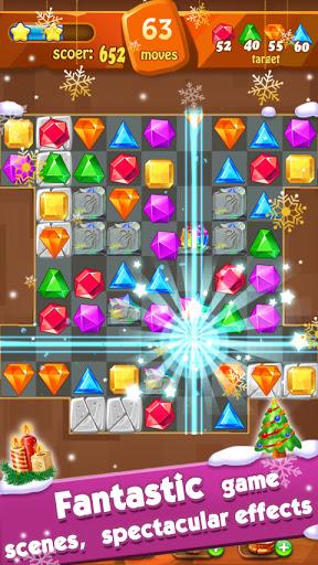 Jewels Classic - Jewel Crush Legend 3.1.0 screenshots 3