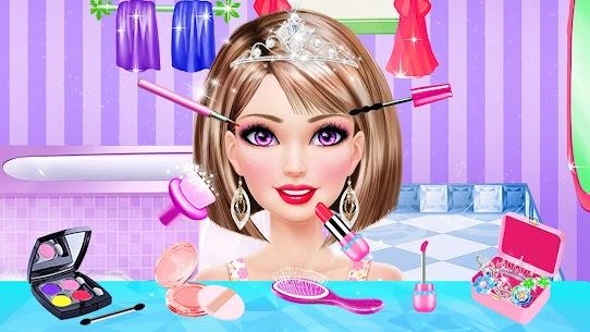 Makeover Games  Fashion Doll Makeup Dress up Apk Download 4