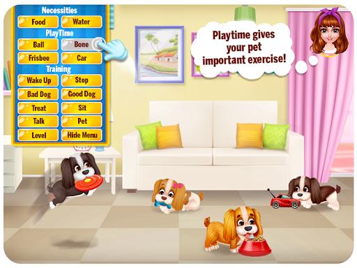 Puppy Pet Vet Salon And Daycare Activities 3.0.3 screenshots 4