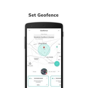 SAM GPS Security Screenshot 1