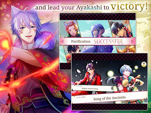 Ayakashi: Romance Reborn - Supernatural Otome Game 1.11.0 screenshots 18