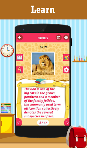 Learn English Vocabulary Words Offline Free 2.2 screenshots 3
