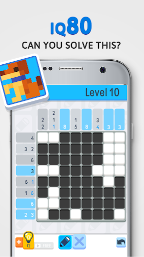Nonogram - Logic Pic Puzzle - Picture Cross 3.15.1 screenshots 2
