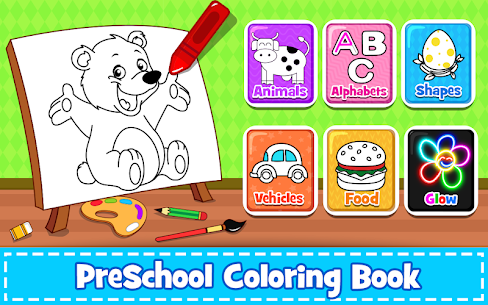 Coloring Games : PreSchool For Pc – Free Download On Windows 10, 8, 7 1