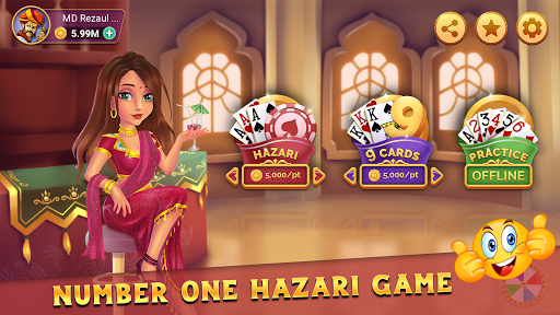Hazari Gold & Nine Cards Offline download  2020 3.31 screenshots 1
