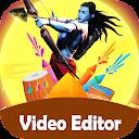 Dussehra Photo Frame, Video Maker