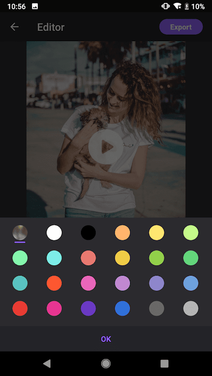 Video Maker of Photos with Music & Video Editor  poster 7