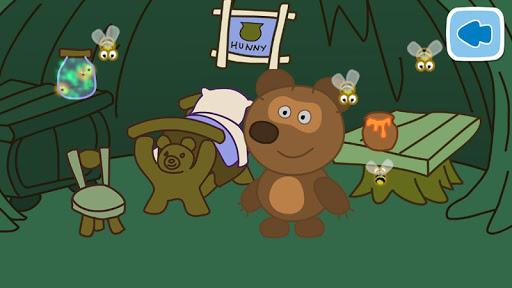 Teddy Bears Bedtime Stories screenshots 1