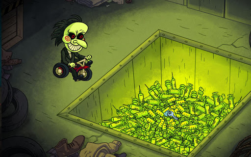 Troll Face Quest: Horror  screenshots 8