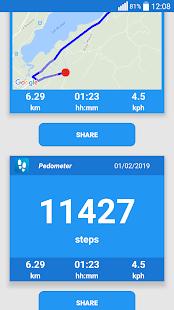 Pedometer - Step Counter, walking tracker